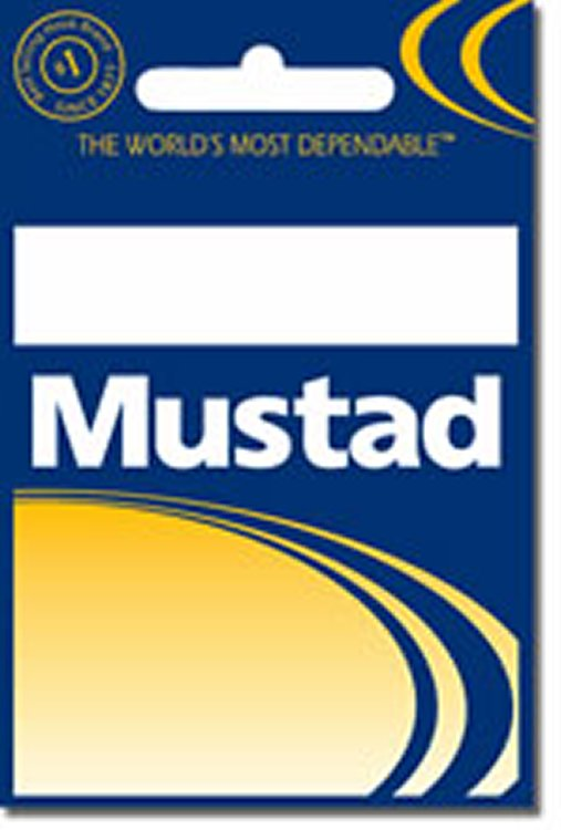 Mustad UP Blue Allround Soft Bait Hook (NP-BU) 10pcs. 1
