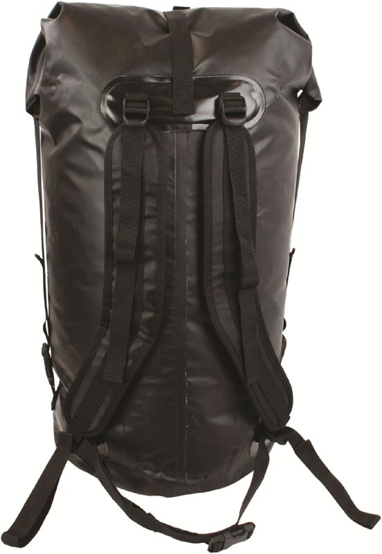 Highlander Troon Duffle Dry Bag 70ltr. Black