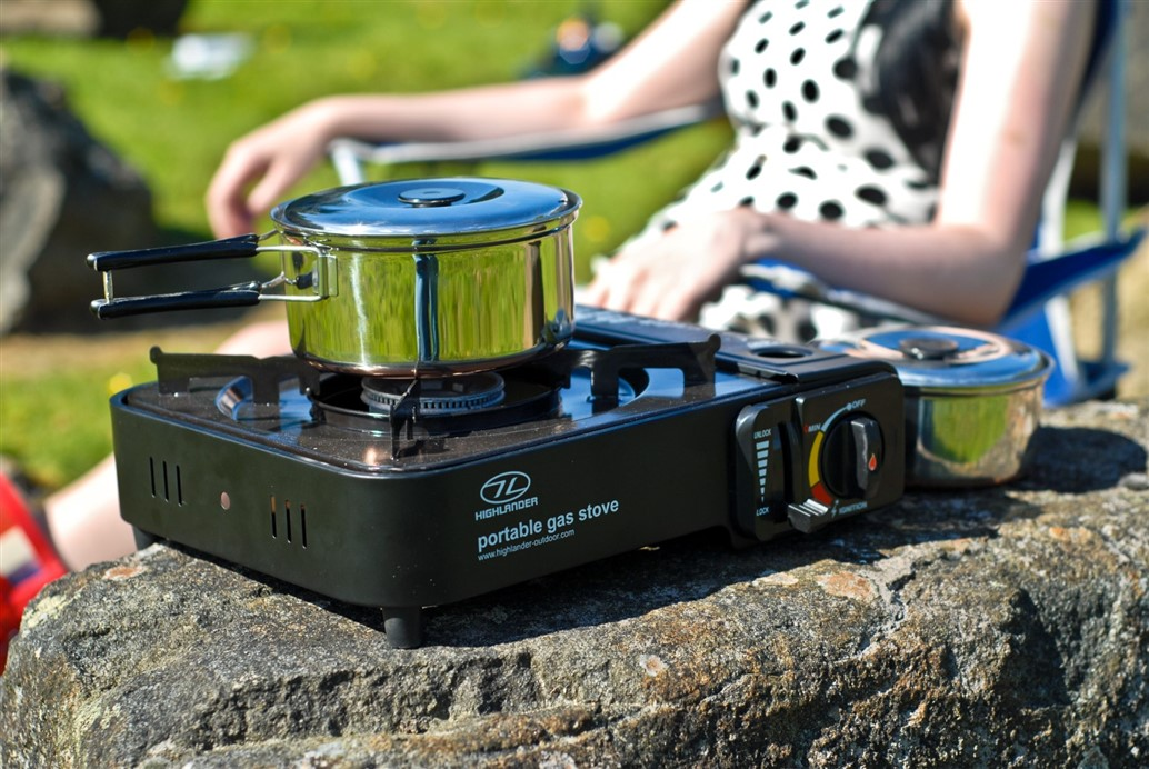 Highlander Portable Gas Stove